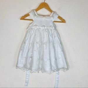 American Princess Baptism Party Dress Size 2T